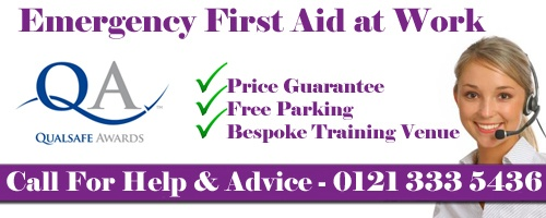 Online first aid at work course uk yorkshire